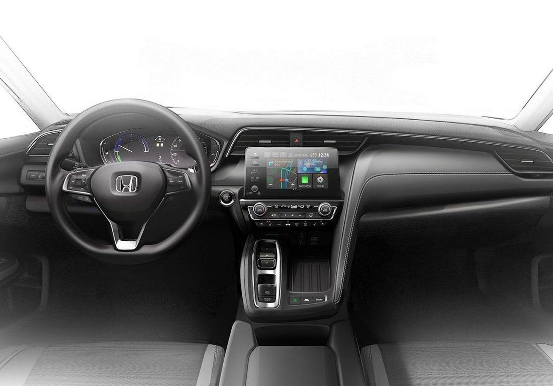 Началось производство нового гибридного седана Honda Insight