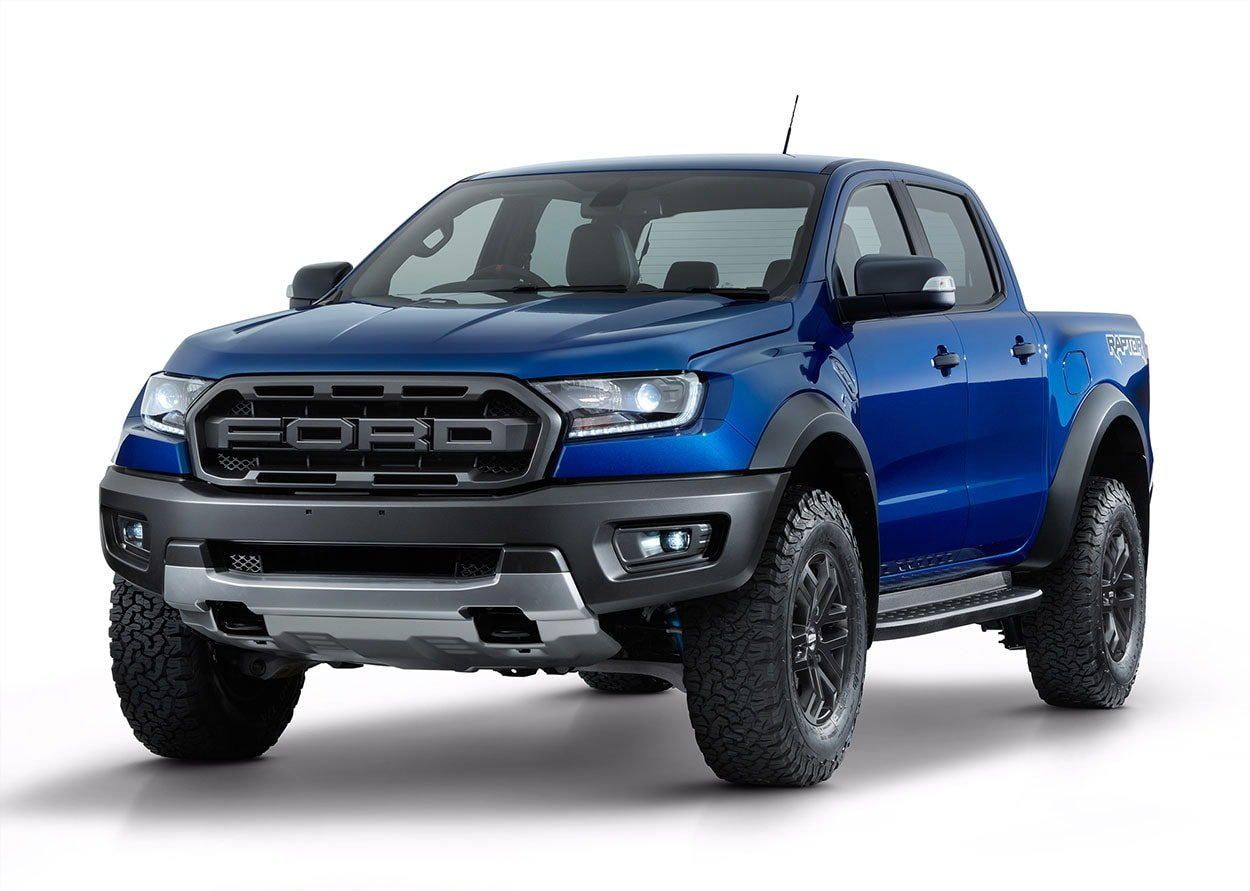 Форд представил публике улучшенный Ranger