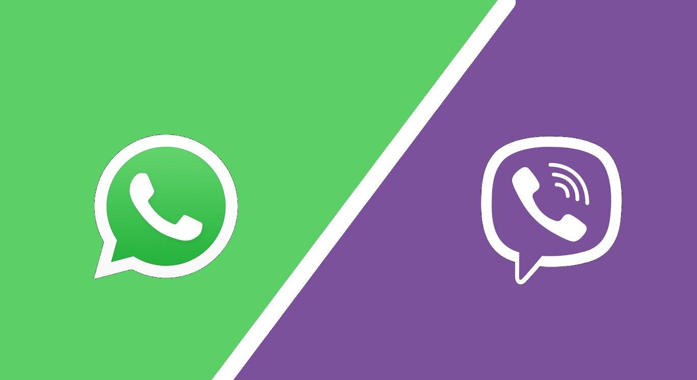 Вработе мессенджера Viber отмечен сбой