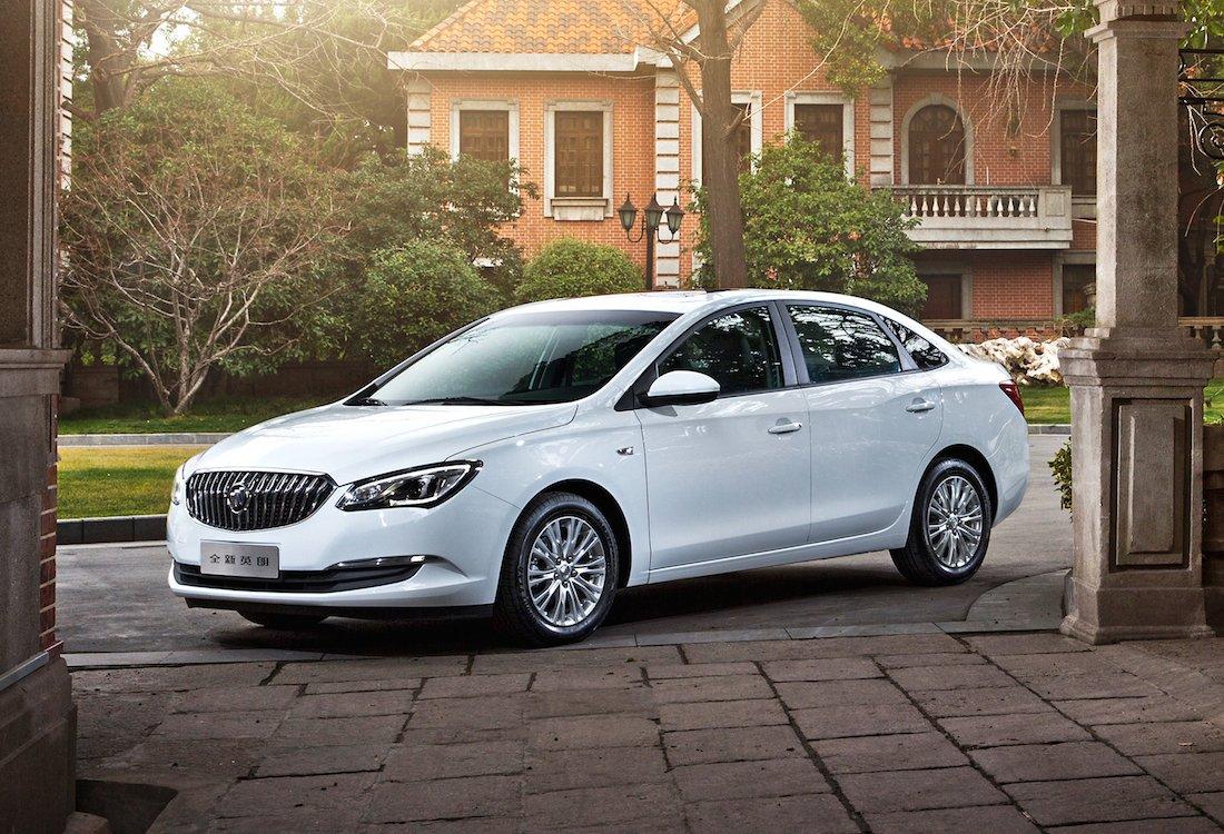 Buick представил нового конкурента Кия Rio и Хёндай Solaris