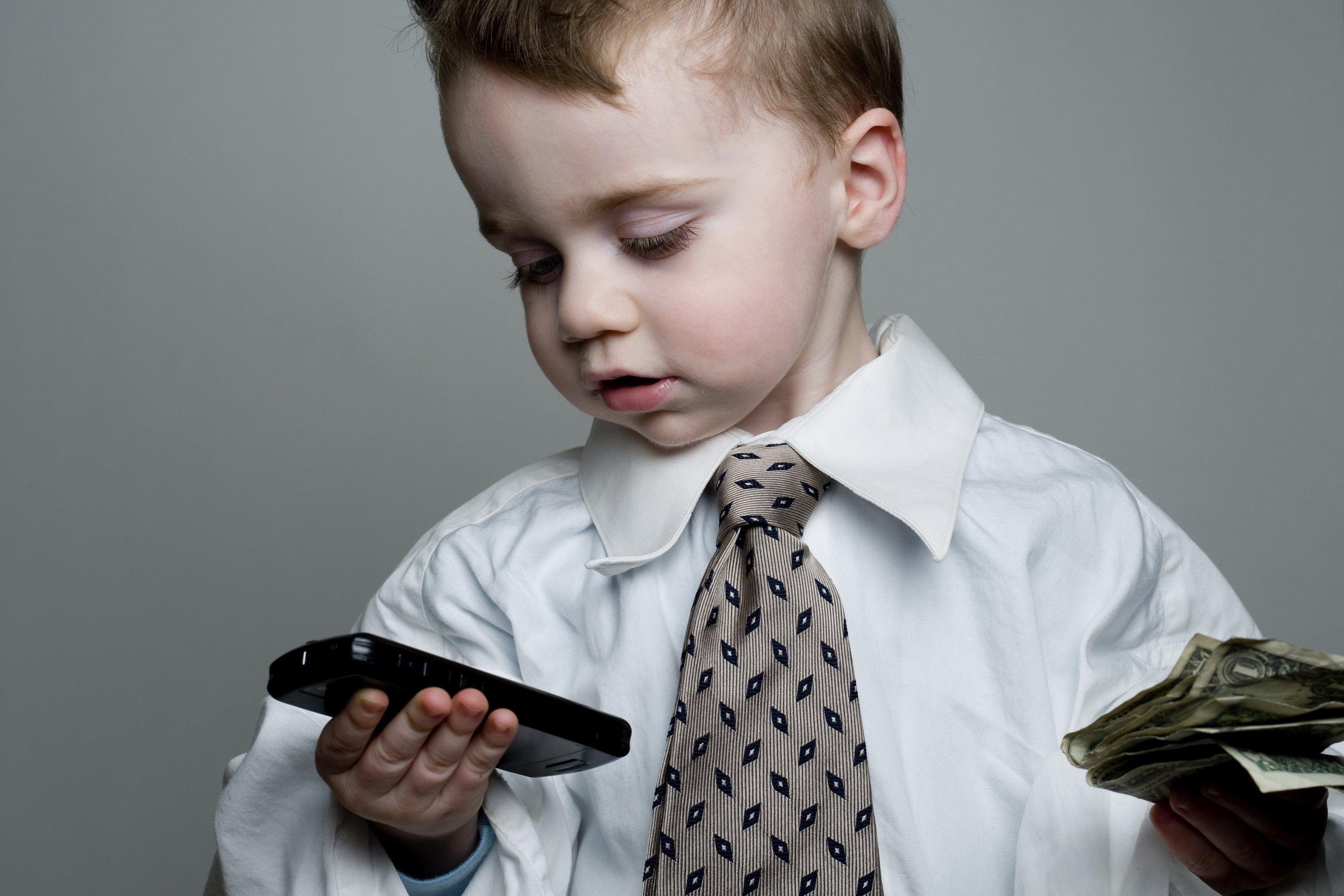 Из-за слишком бдительных родителей дети в социальных сетях оказались под угрозой