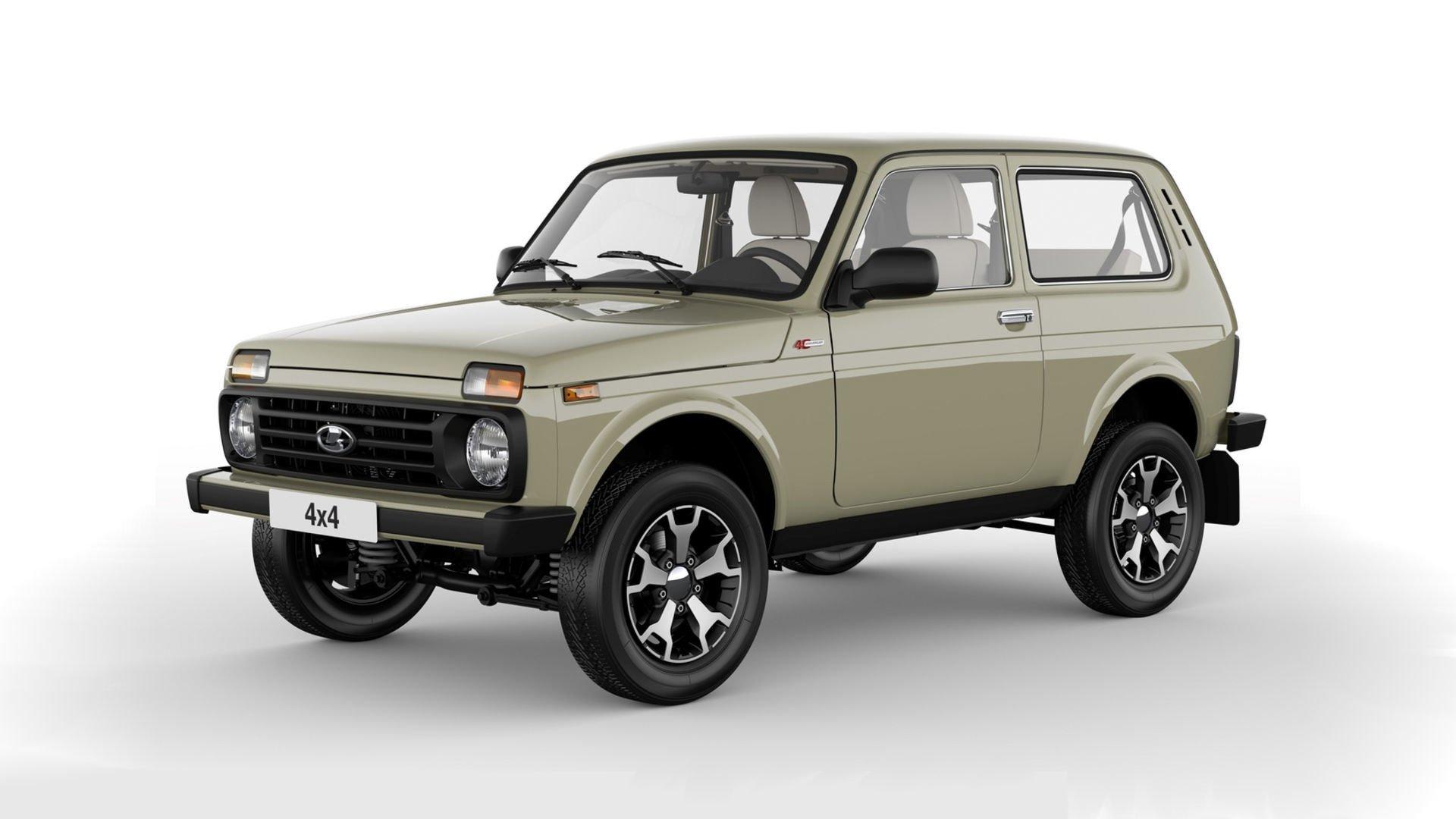 «АвтоВАЗ» выпустит новый внедорожник, но сохранит выпуск Lada 4х4
