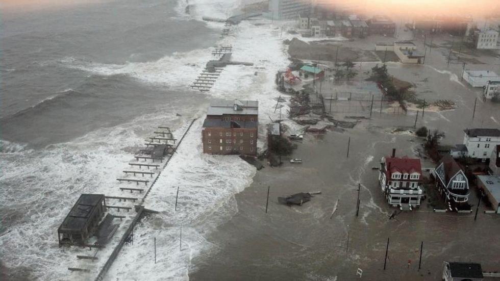 ККарибскому морю приближается шторм «Альберто»