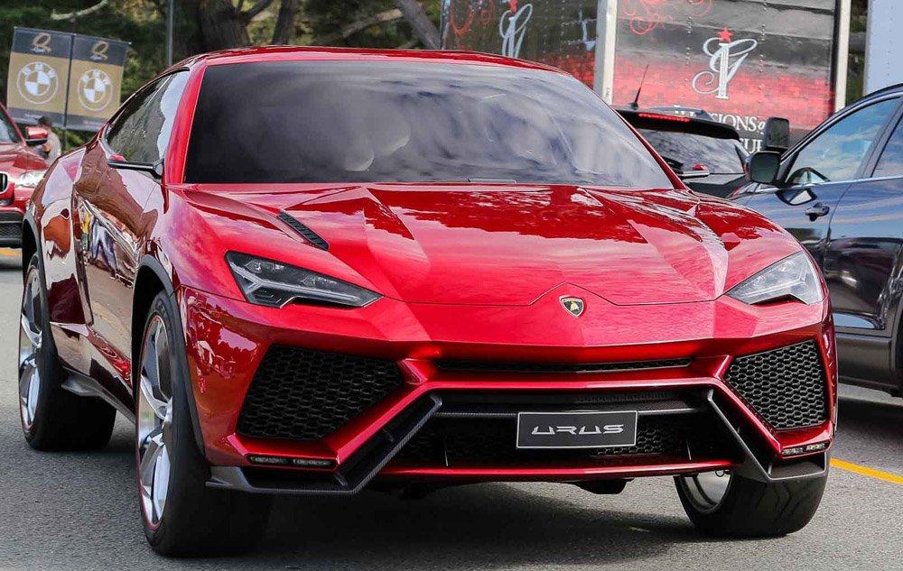 Huansu рассекретила новый кроссовер— «клон» Lamborghini Urus