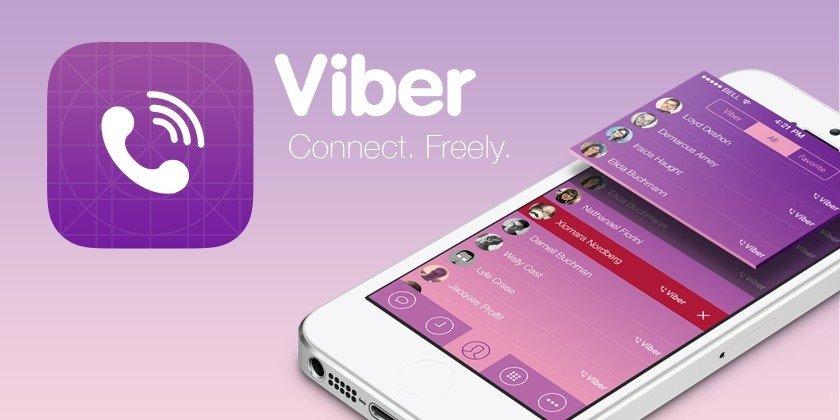 ВViber появится клавиатура для шопинга