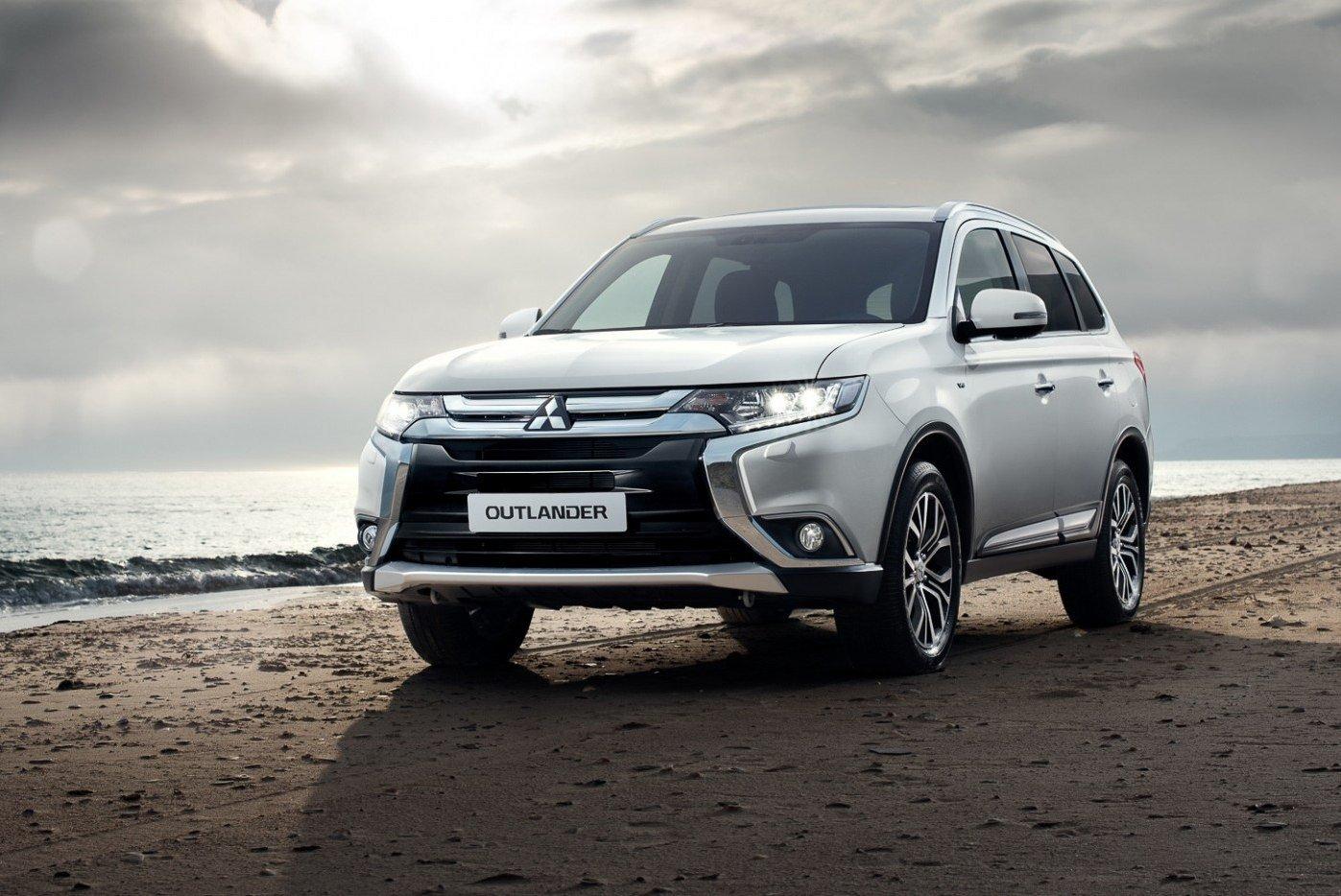 В мае продажи Mitsubishi в России выросли в 2,4 раза