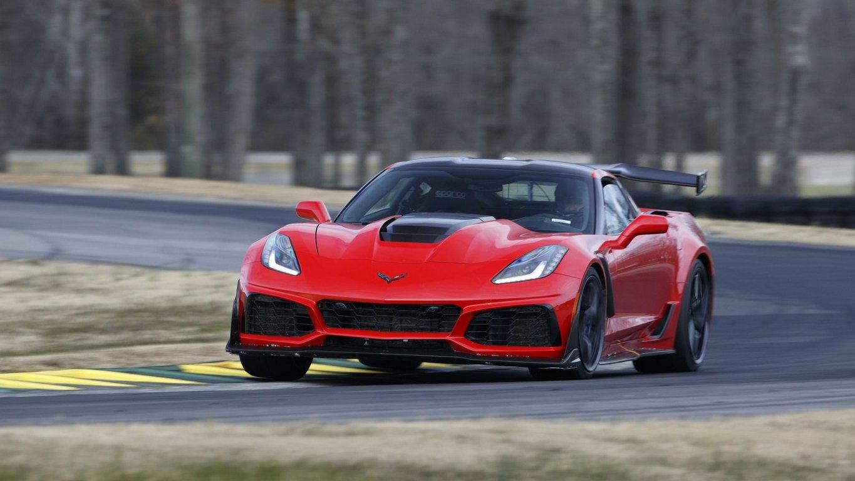 Новый тип Шевроле Corvette будет 1000-сильным гибридом