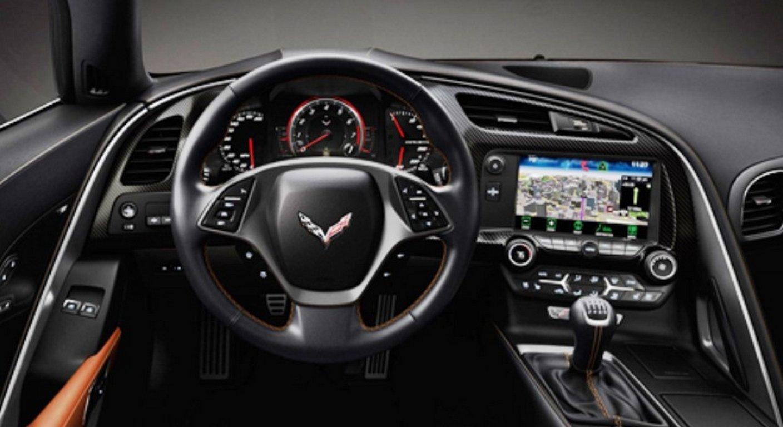 Стали известны характеристики Шевроле Corvette обновленного поколения