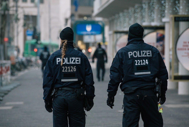 Всоборе ранили агрессивного гостя  сножом— милиция  Берлина