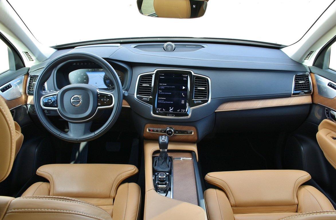 Половина авто марки Вольво будут электрическими к 2025г.