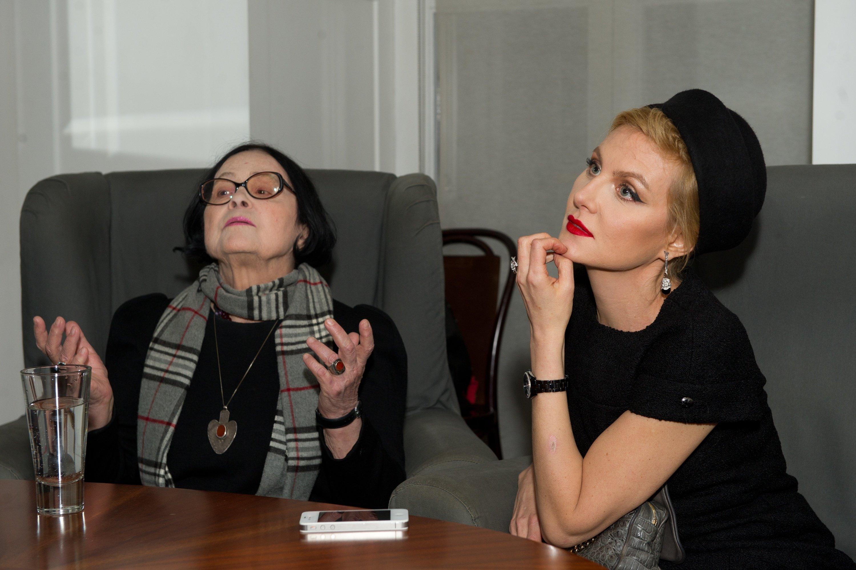 Рената Литвинова отправится вУкраинское государство напохороны Киры Муратовой