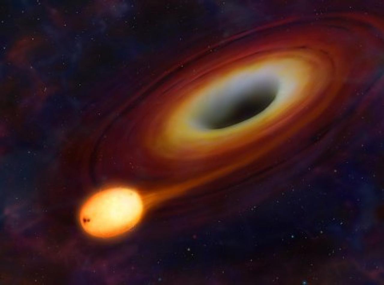 Вцентре Млечного пути отыскали таинственные «раздутые» звезды