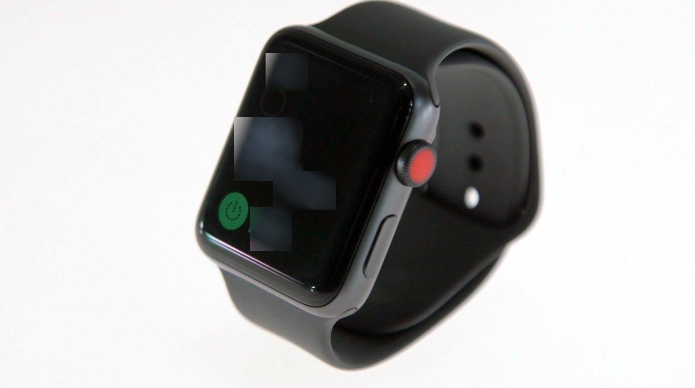 Следующие Apple Watch получат сенсорные кнопки. Часы станут водонепроницаемыми