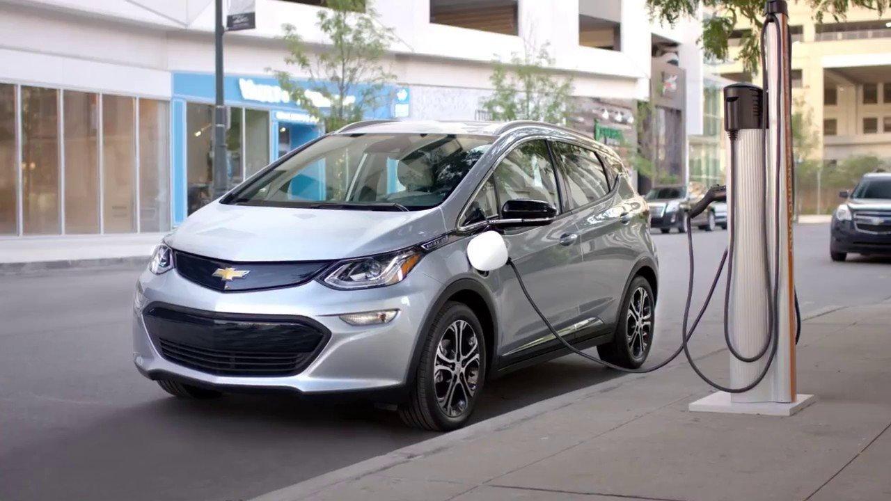 Составлен рейтинг лучших электромобилей