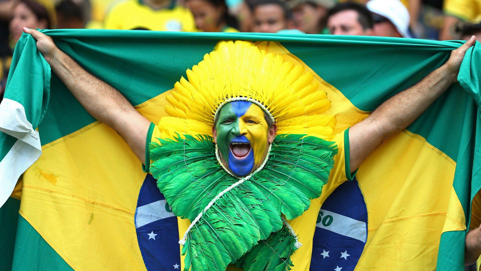 Бразилия отмечает День независимости ! С Праздником !
