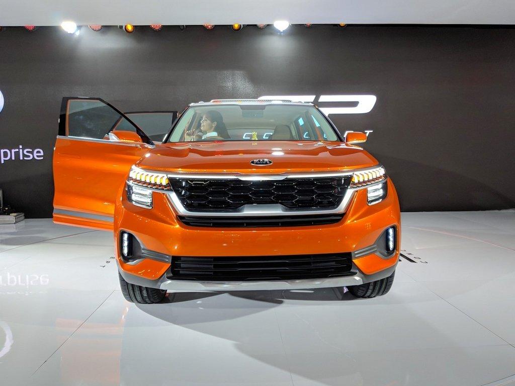 Бюджетный кроссовер от Кия  появится на автомобильном рынке  вследующем году