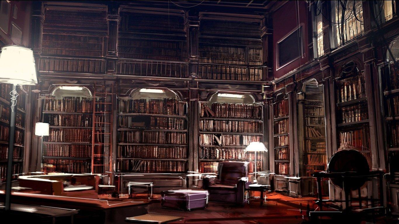 Красивые картинки библиотеке