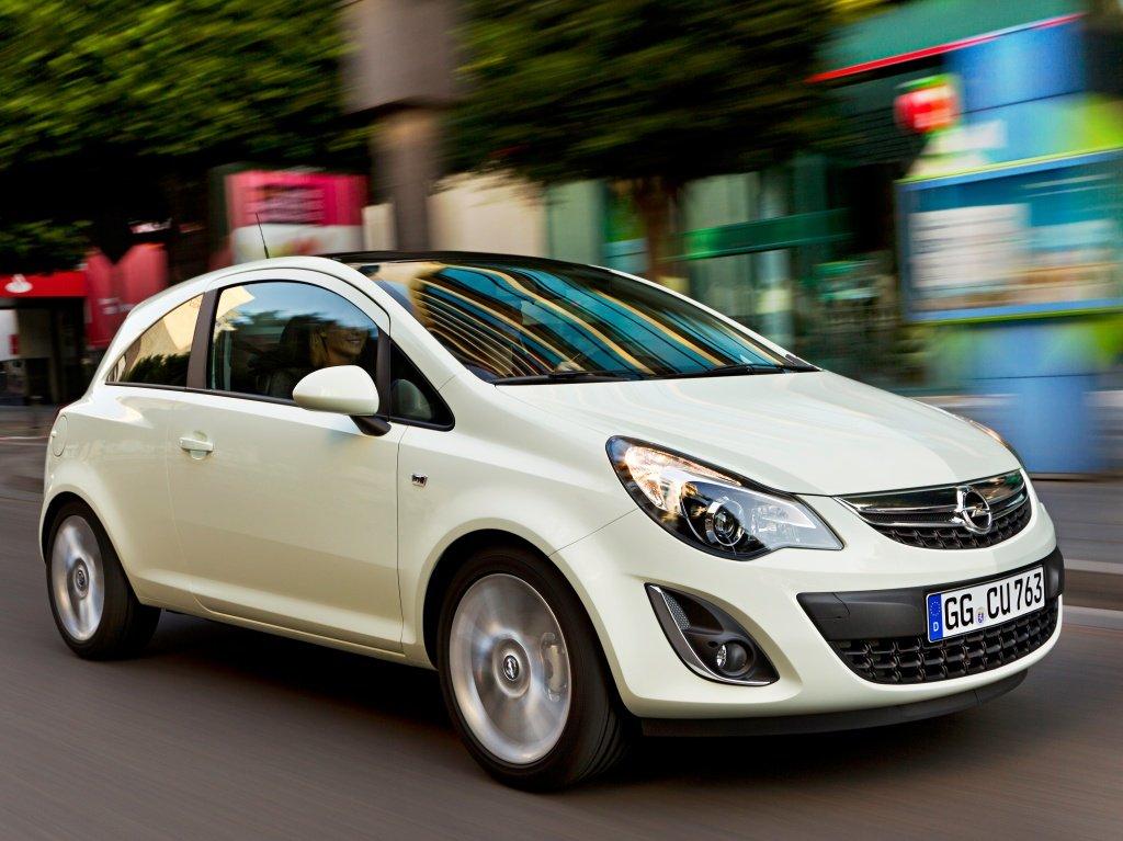 Электрический вариант нового Опель Corsa получил название eCorsa