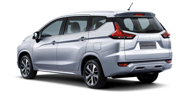 Мицубиси выпустит бюджетную модификацию вседорожного минивэна Xpander