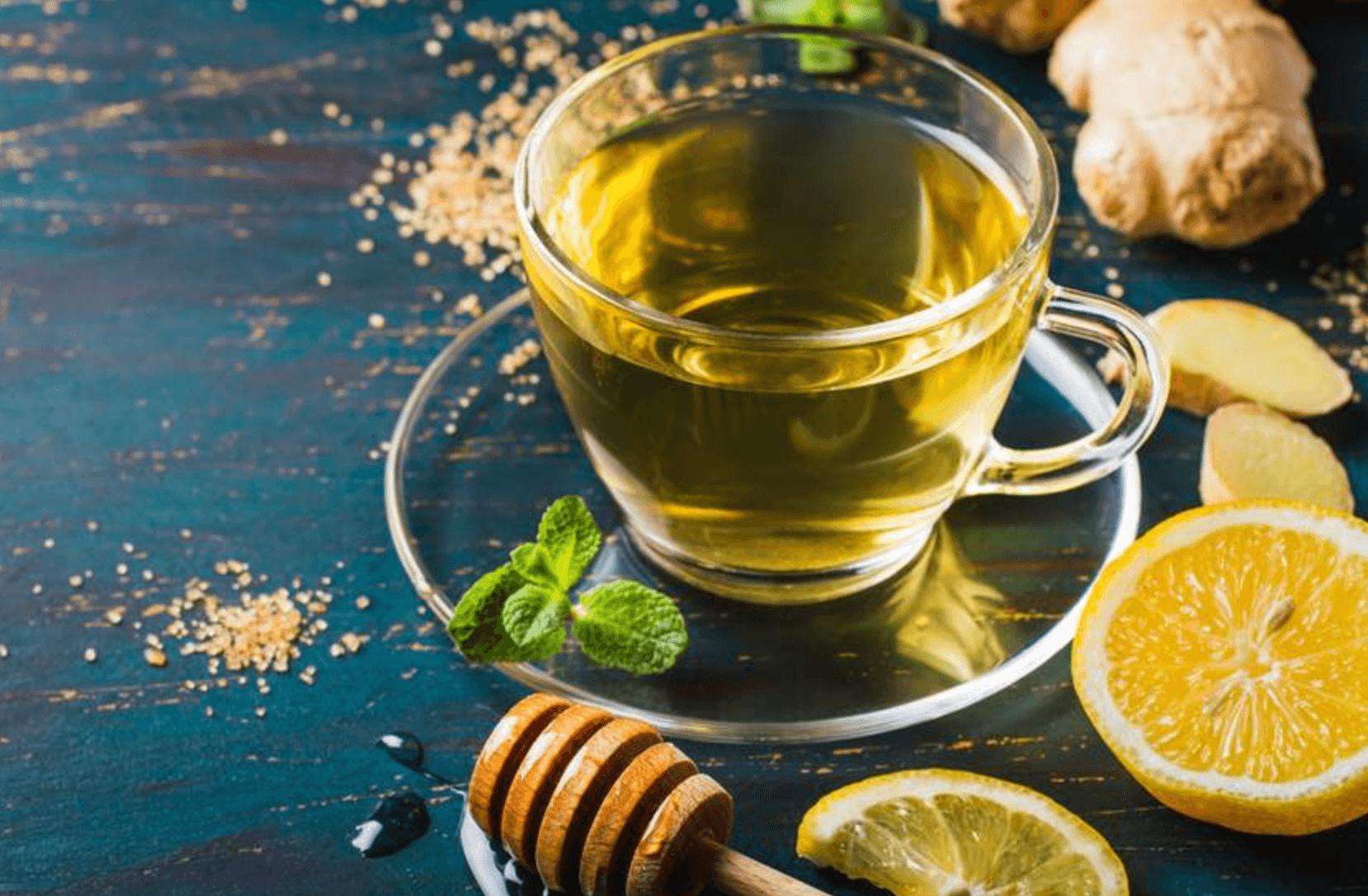 Имбирные напитки для похудения: рецепты и приготовление