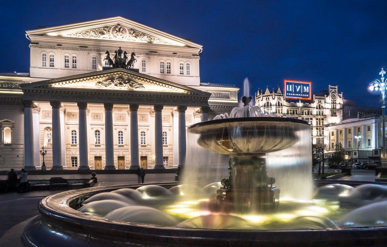 Ансамбль исолисты огромного театра дадут бесплатный концерт вцентре столицы