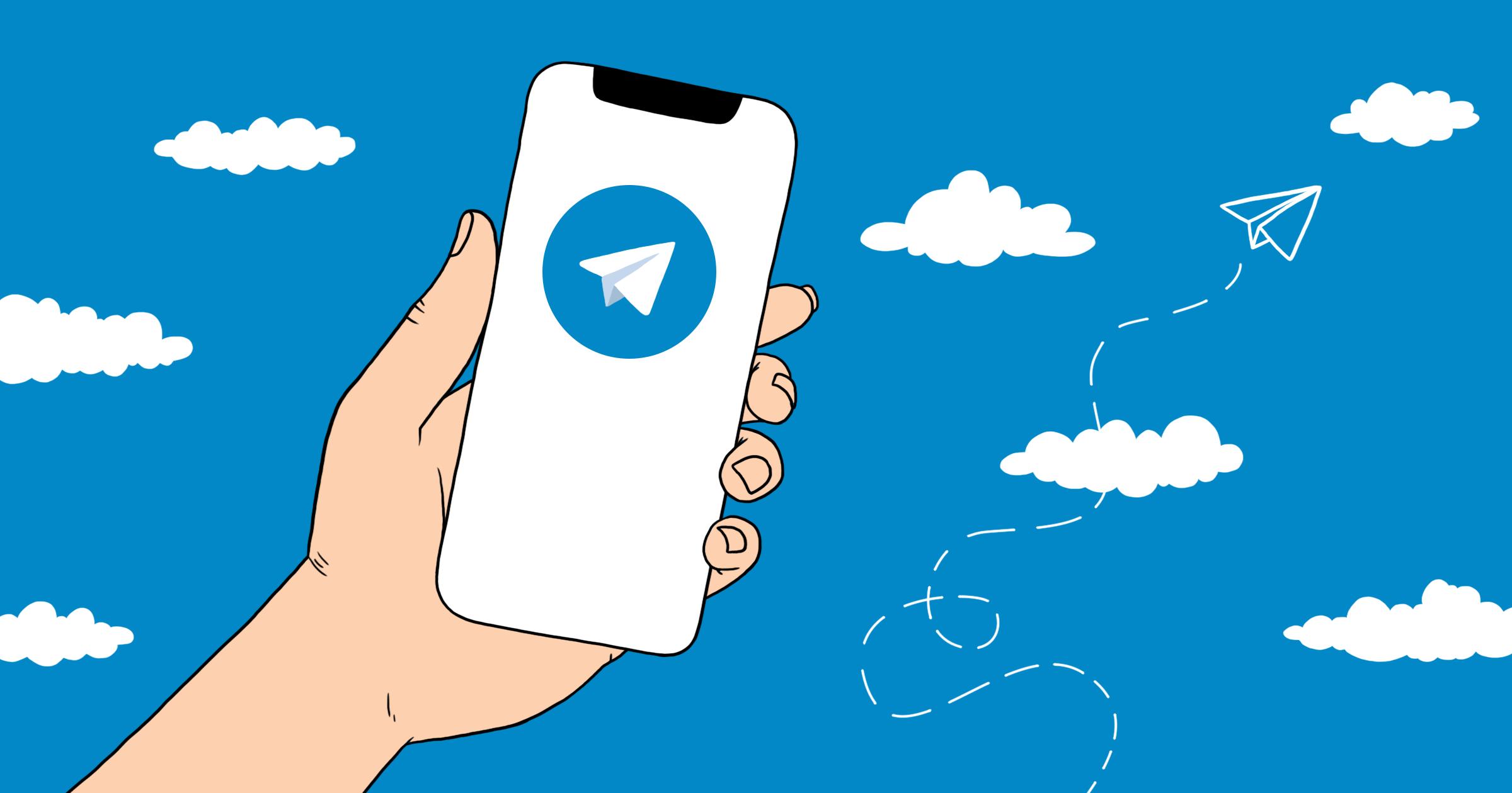 Мессенджер Telegram получил ряд новых возможностей