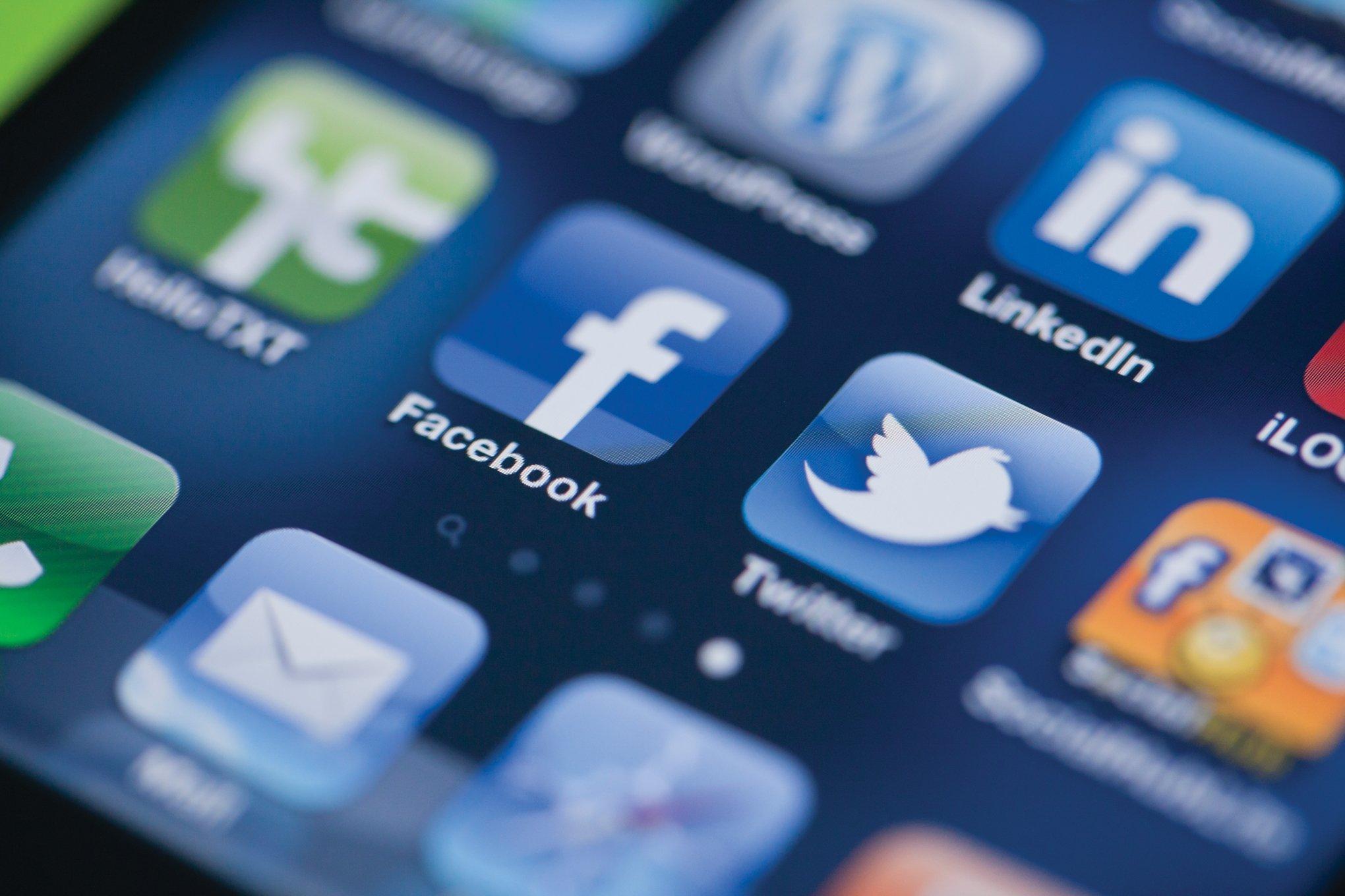 В Facebook и Twitter заработали сервисы отслеживания рекламы