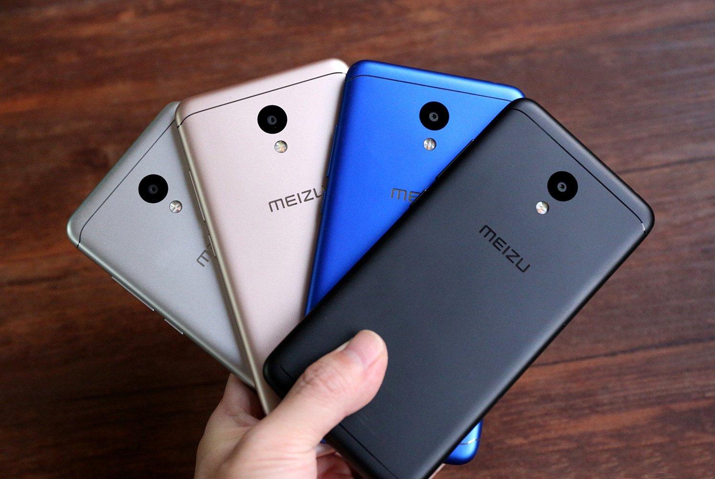 «Аукцион невиданной щедрости»: Meizu дарит подарки запредзаказ телефона M6T