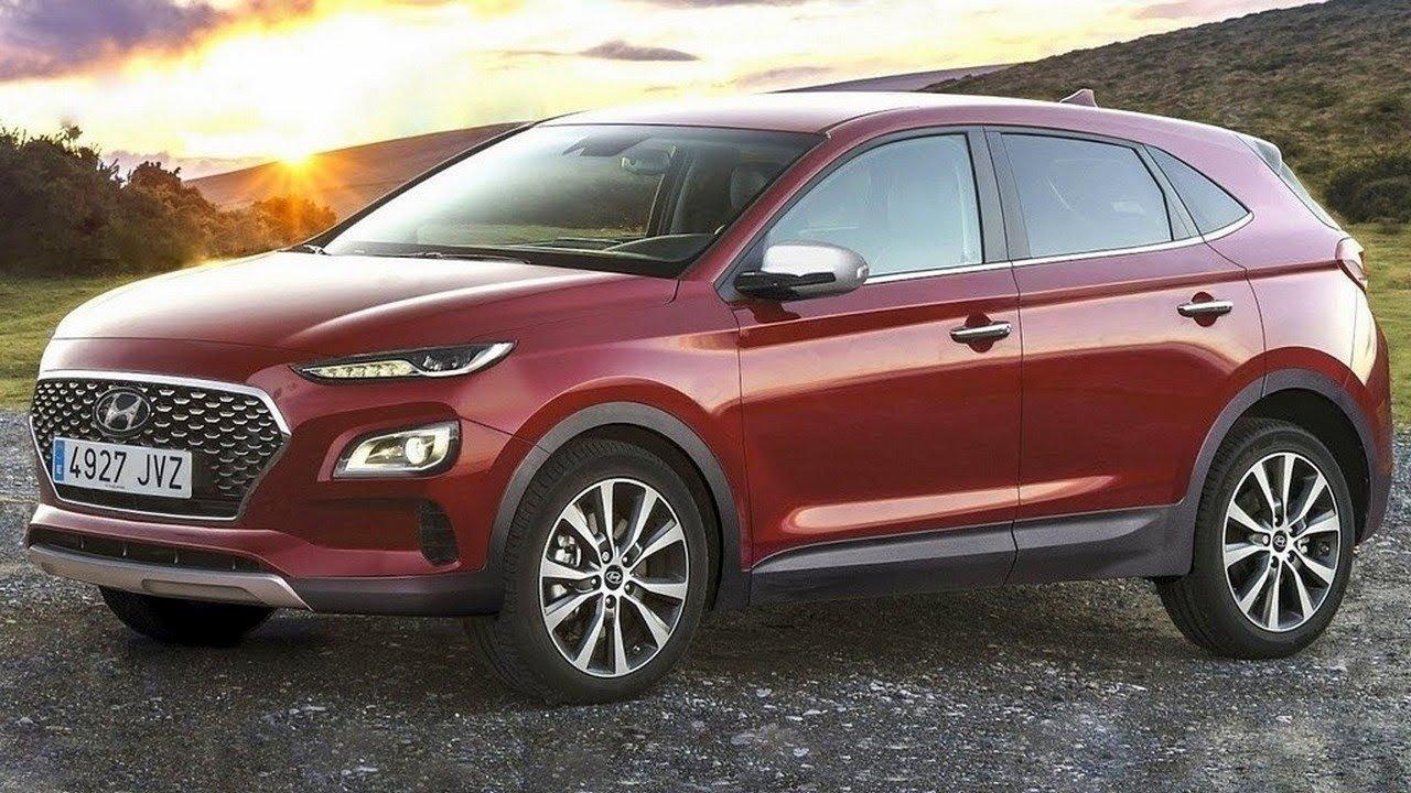 Hyundai назвала стоимость нового электрического кроссовера Kona Electric