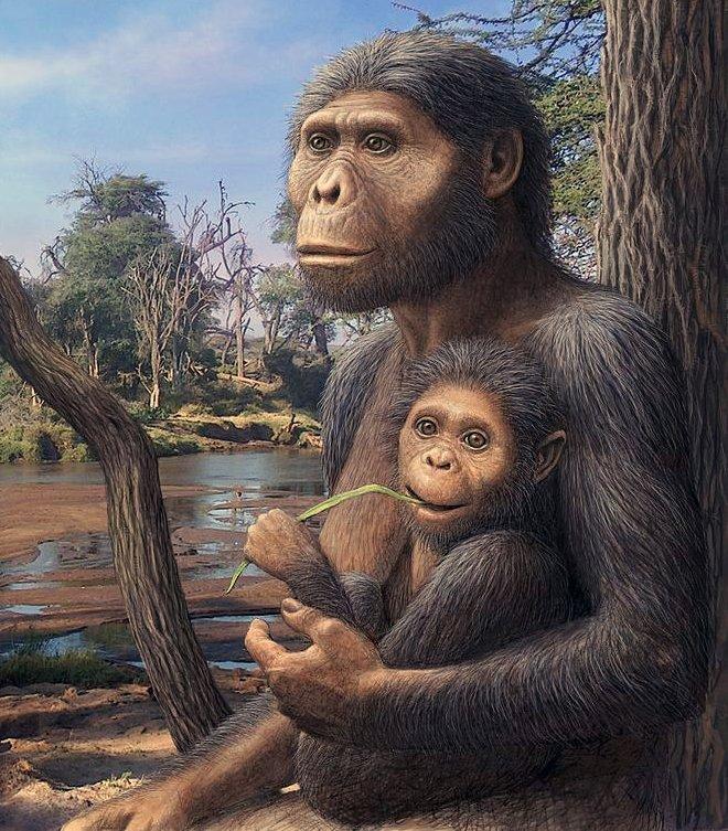 красивый древние предки человека картинки нужна