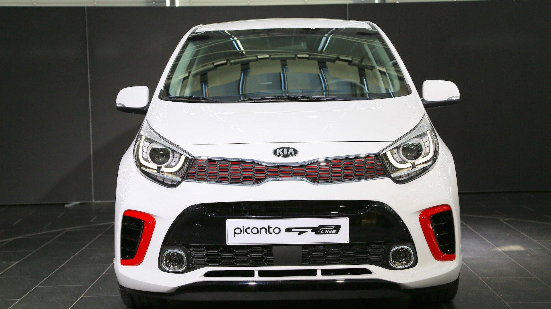 Кия выпустит Киа Picanto GT-Line слитровым турбомотором
