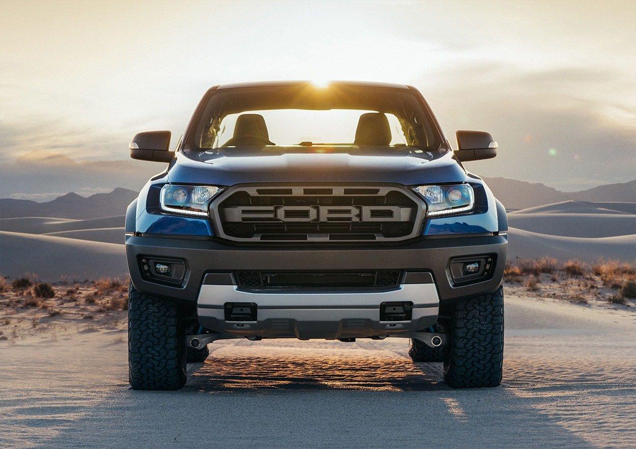 ВТаиланде началось производство Форд Ranger Raptor 2019