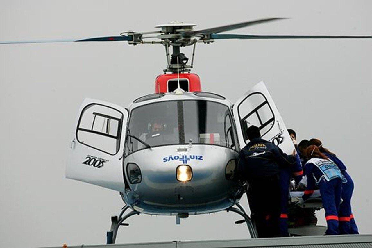 В итоге крушения вертолета скорой помощи вЧикаго пострадали 4 человека