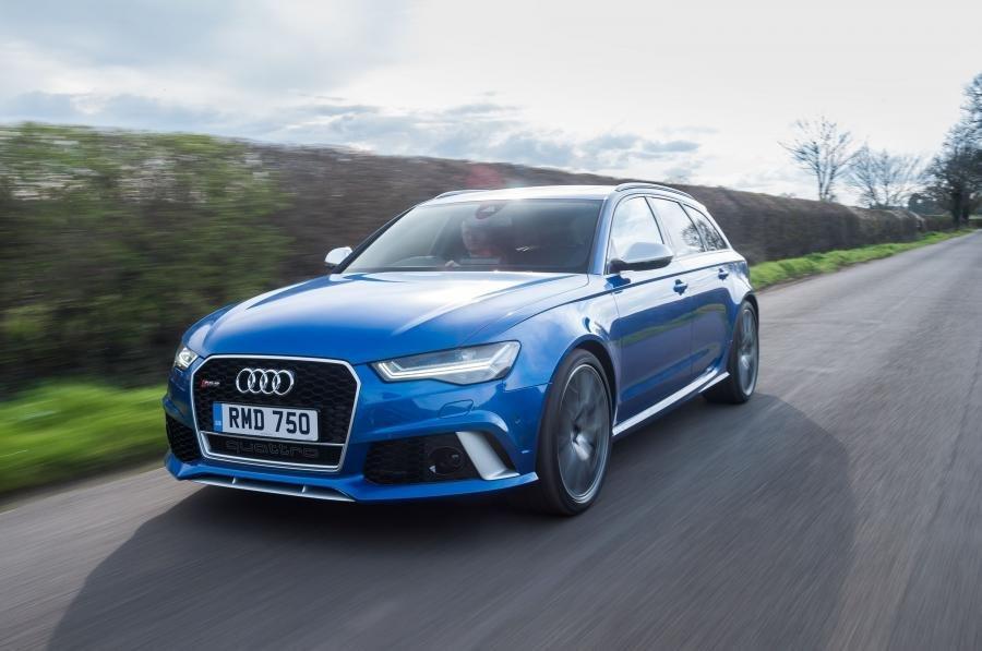 Подержанный Audi RS6 после прокачки ушел с аукциона за 36 тысяч долларов
