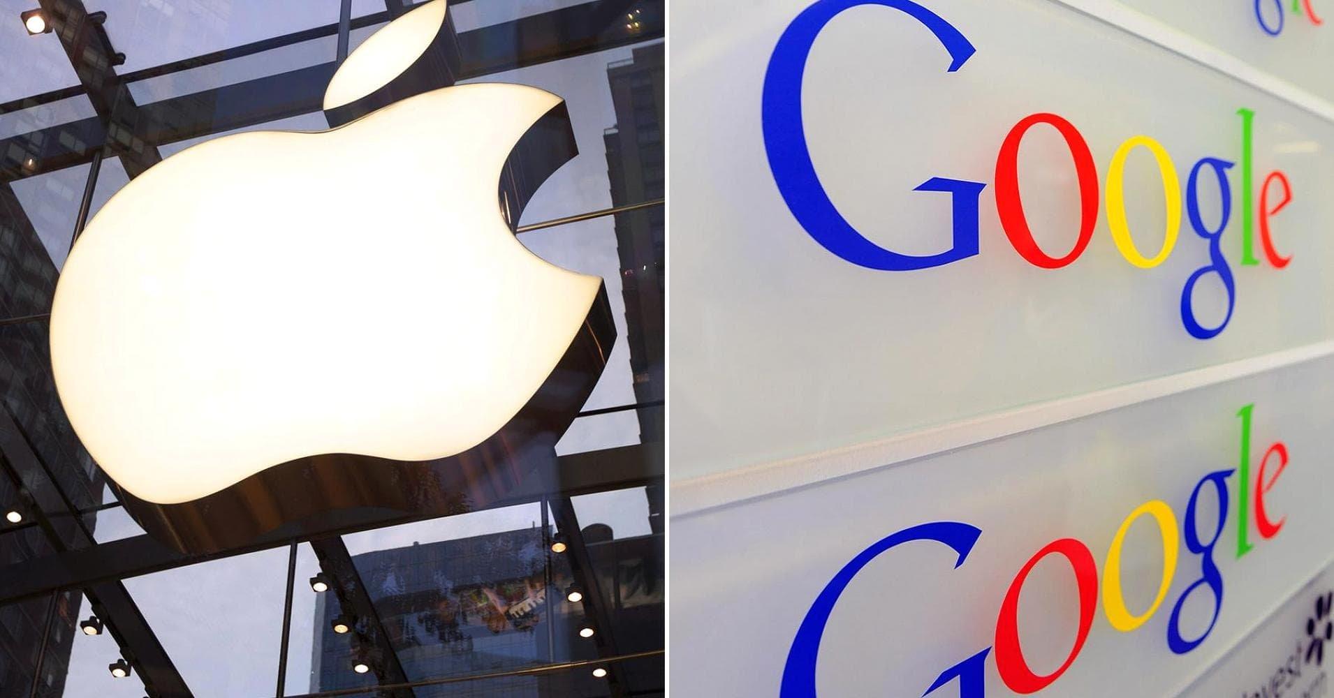 Съезд США попросил Apple иGoogle рассказать оприватности