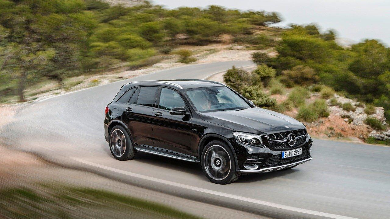 Mercedes поднял цены намашины класса GLC