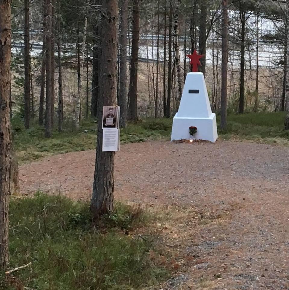 Неизвестные повредили захоронение советских военнопленных вНорвегии