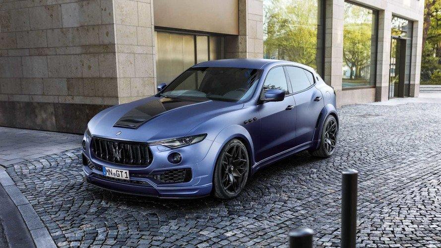 Кроссовер Maserati Levante GTS: укрощение строптивого