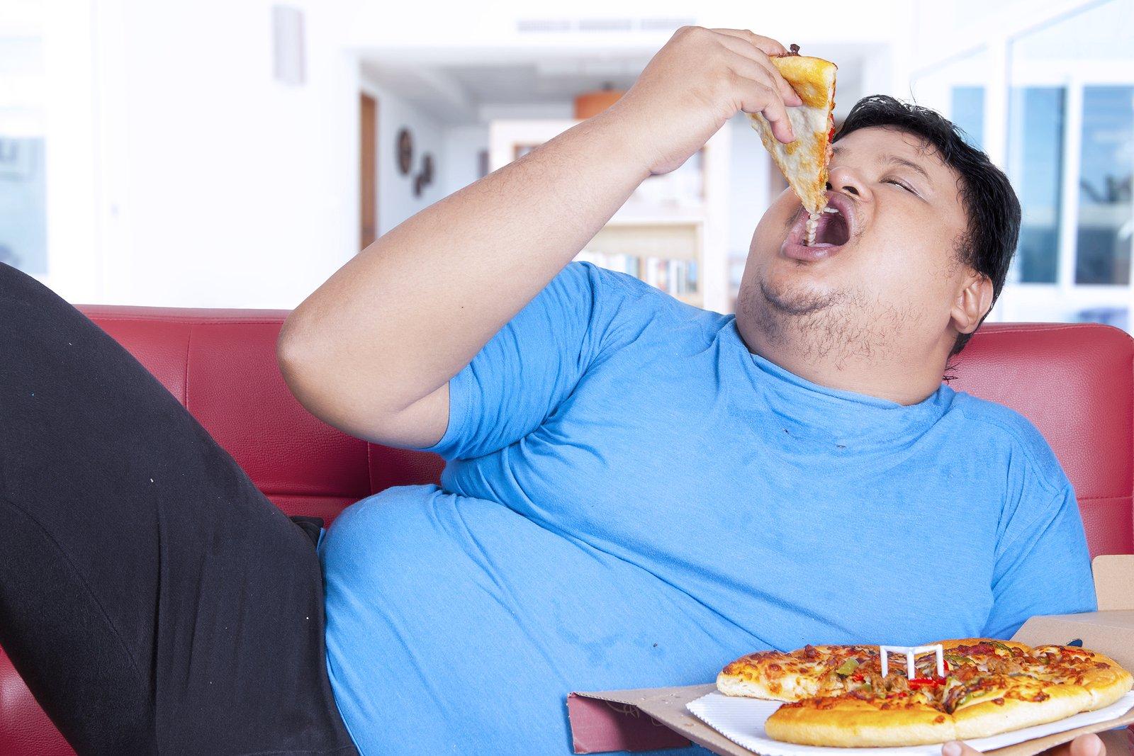Ожирение без других метаболических нарушений не повысило риск смерти