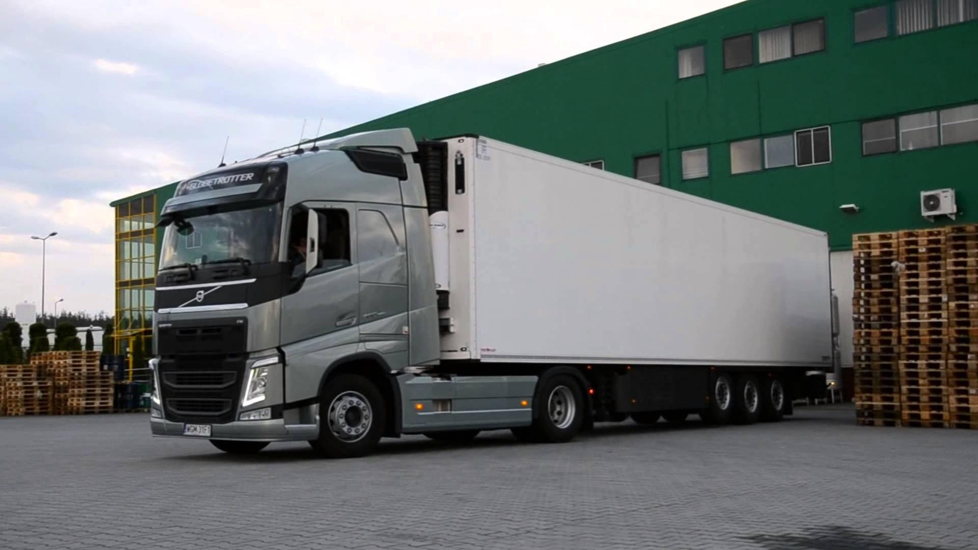 Составлен рейтинг наиболее популярных зарубежных грузовиков