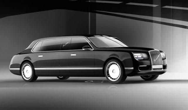 Штамповку для авто Aurus начал выпускать завод, входящий всостав En+ Group