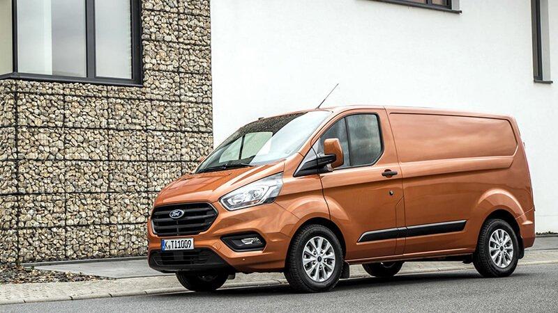 В Российской Федерации дан первый день продаж Форд Tourneo Custom и Форд Transit Custom