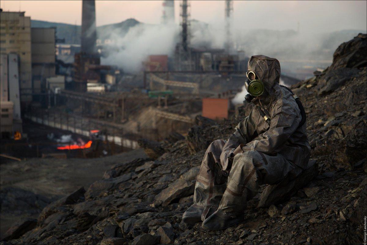 Мусорный полигон под Киевом может привести кэкологической катастрофе