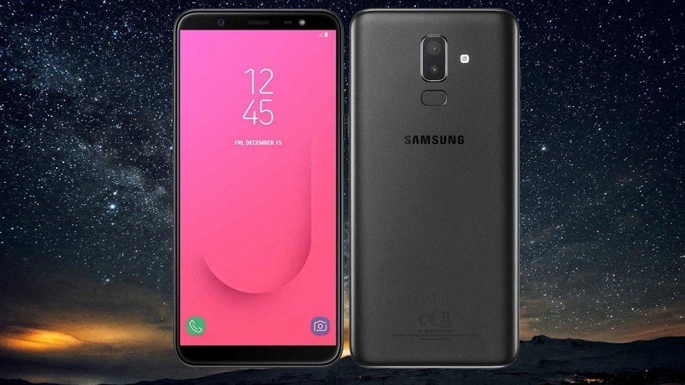 «Безрамочный бюджетник»: В РФ стартовали продажи телефона Самсунг Galaxy J8