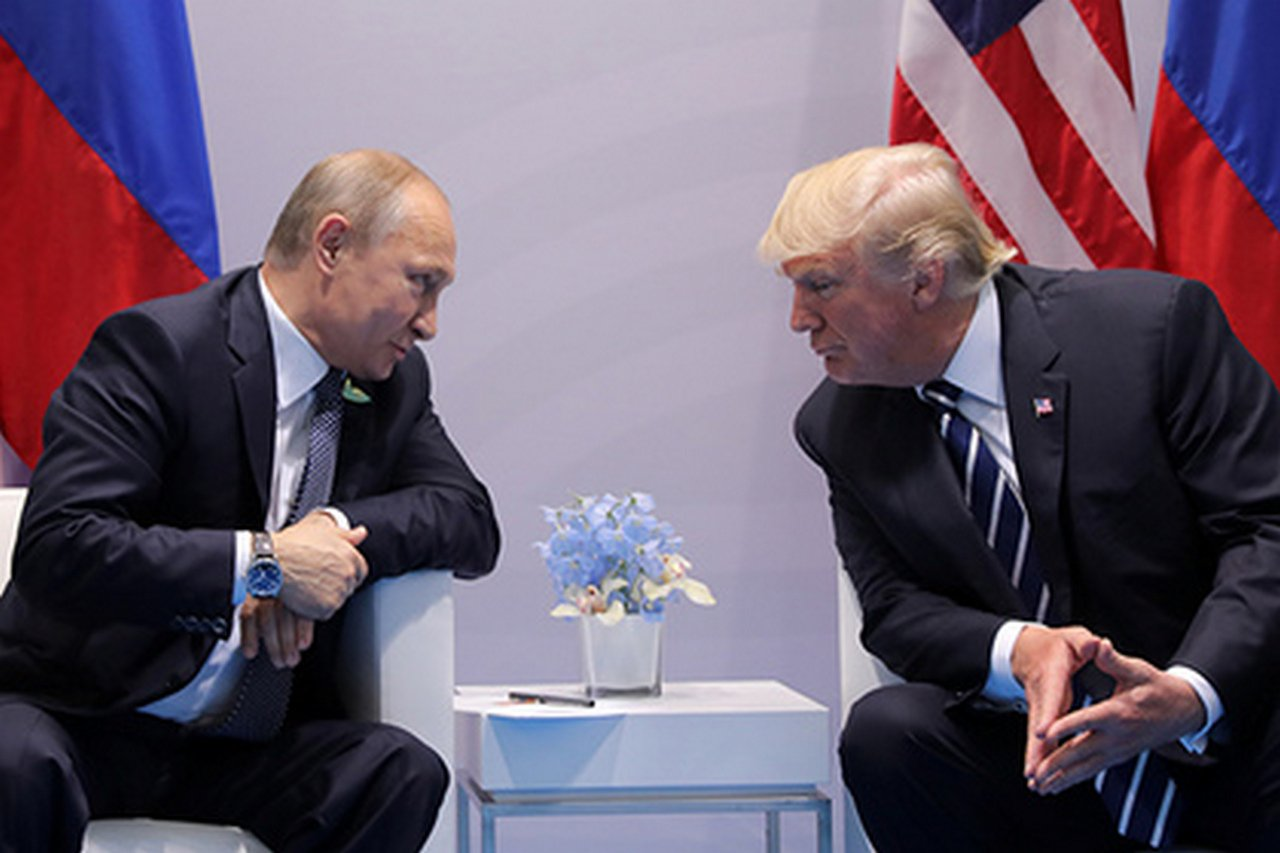 ВСША испугались предложения В. Путина подопросам