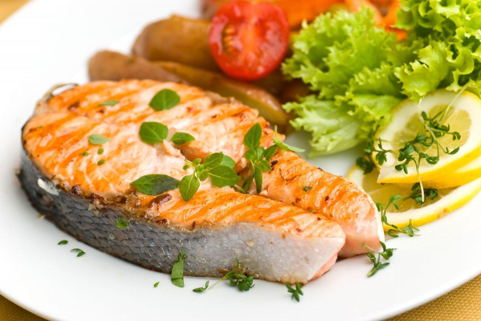 Картинки к блюдам из рыбы