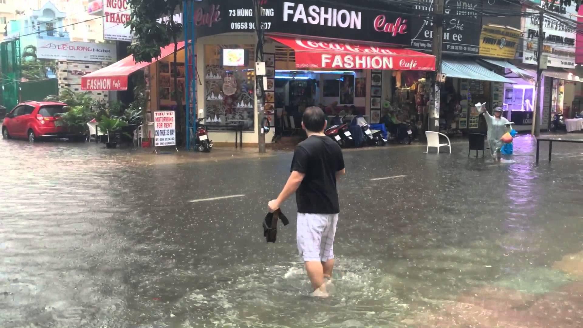 Жертвами наводнения воВьетнаме стали 20 человек