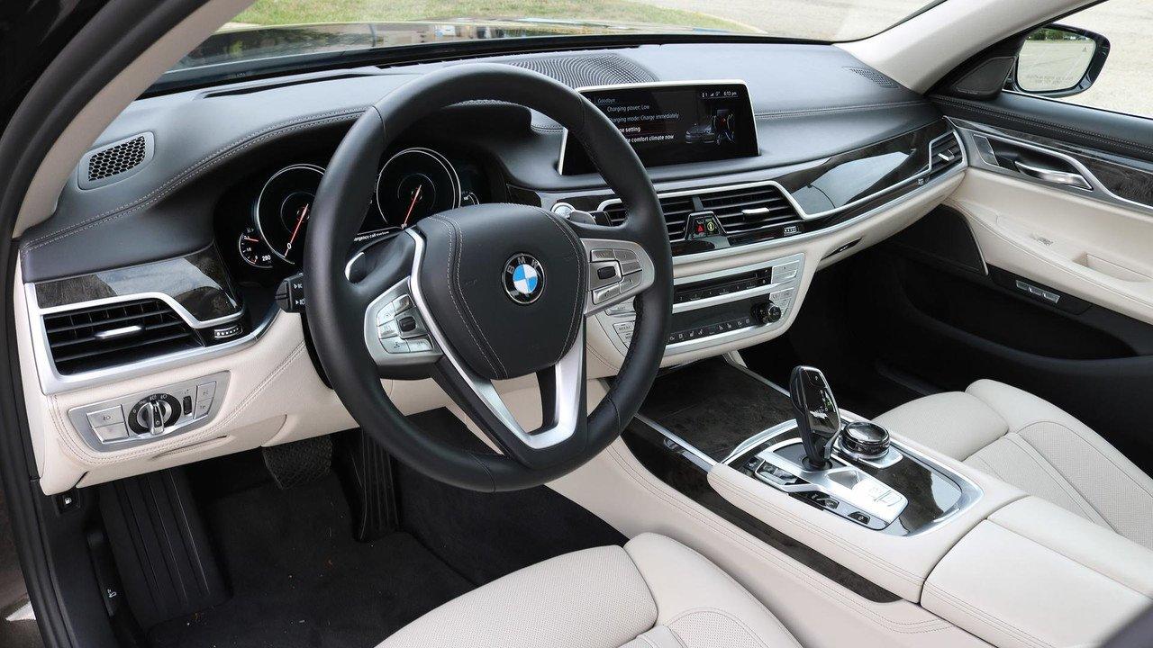 Гибридную версию BMW 7 Series оснастят 390-сильным мотором