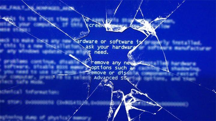 «Синий дисплей смерти» заметили нановых Mac