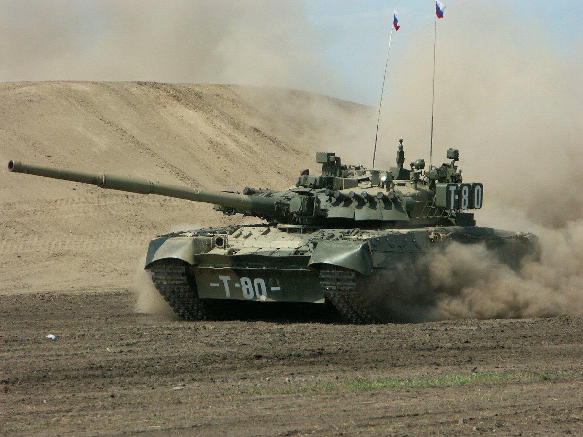 «Это нешутка!»: специалисты оценили русский танк Т-80